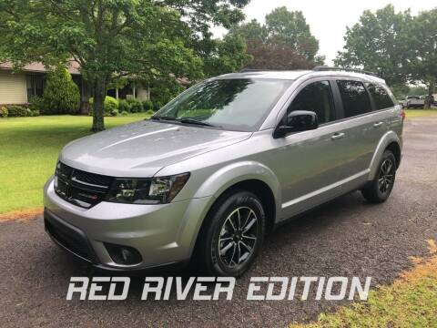 2019 Dodge Journey for sale at RED RIVER DODGE - Red River of Malvern in Malvern AR