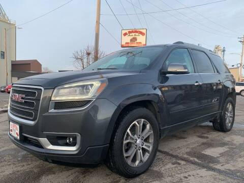 2014 GMC Acadia for sale at El Rancho Auto Sales in Des Moines IA