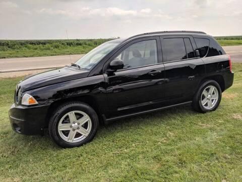 2007 Jeep Compass for sale at McClain Auto Mall in Rochelle IL