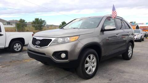 2011 Kia Sorento for sale at GP Auto Connection Group in Haines City FL