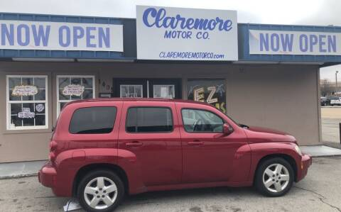 2011 Chevrolet HHR for sale at Claremore Motor Company in Claremore OK