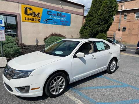 2010 Ford Fusion for sale at Car Mart Auto Center II, LLC in Allentown PA