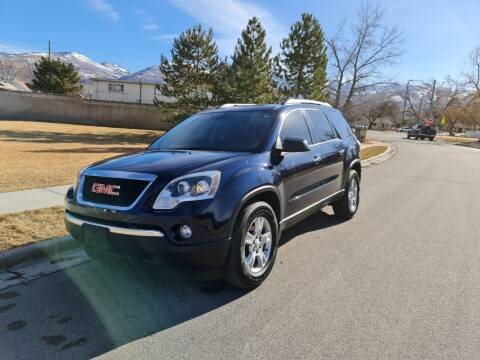 2012 GMC Acadia for sale at A.I. Monroe Auto Sales in Bountiful UT