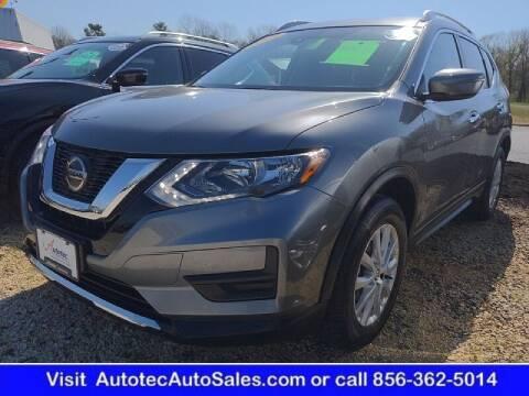 2020 Nissan Rogue for sale at Autotec Auto Sales in Vineland NJ