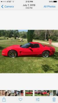2001 Chevrolet Corvette for sale at Springfield Select Autos in Springfield IL