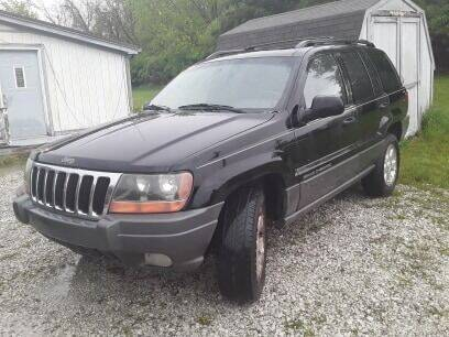 2001 Jeep Grand Cherokee for sale at New Start Motors LLC - Rockville in Rockville IN