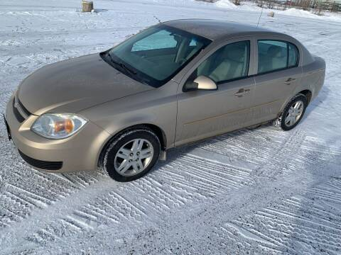 2005 Chevrolet Cobalt for sale at Major Motors Automotive Group LLC in Ramsey MN