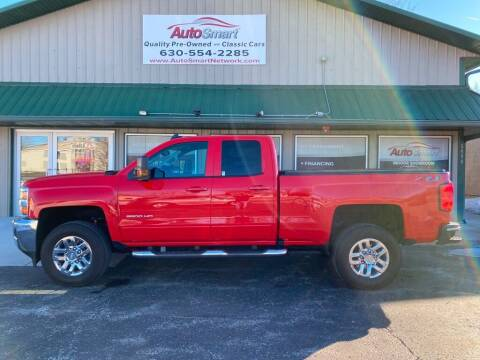 2019 Chevrolet Silverado 2500HD for sale at AutoSmart in Oswego IL