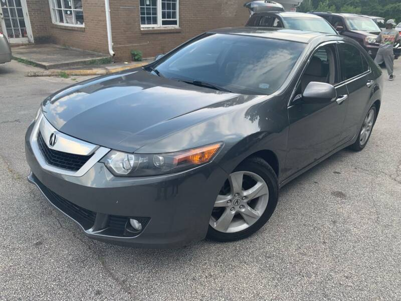 2010 Acura TSX for sale at Philip Motors Inc in Snellville GA