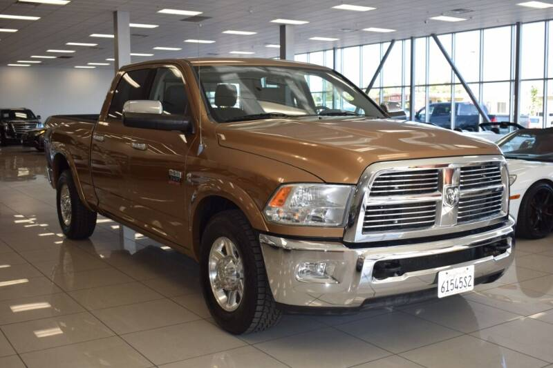 2011 RAM Ram Pickup 2500 for sale at Legend Auto in Sacramento CA