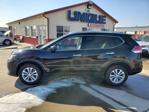 """2016 Nissan Rogue for sale at UNIQUE AUTOMOTIVE """"BE UNIQUE"""" in Garden City KS"""