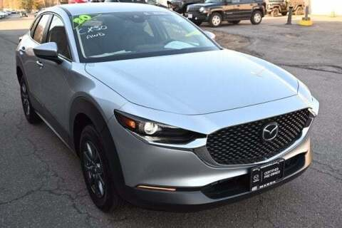 2020 Mazda CX-30 for sale at 495 Chrysler Jeep Dodge Ram in Lowell MA