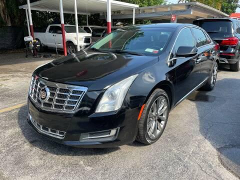 2015 Cadillac XTS Pro for sale at America Auto Wholesale Inc in Miami FL