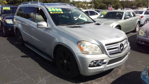 2011 Mercedes-Benz GL-Class for sale at Tony's Auto Sales in Jacksonville FL