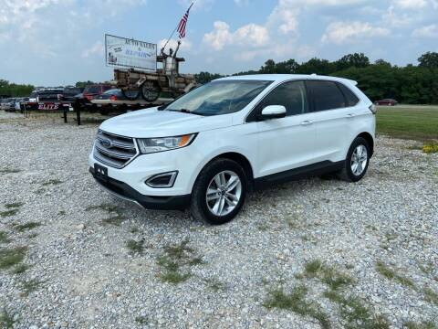 2015 Ford Edge for sale at Ken's Auto Sales & Repairs in New Bloomfield MO