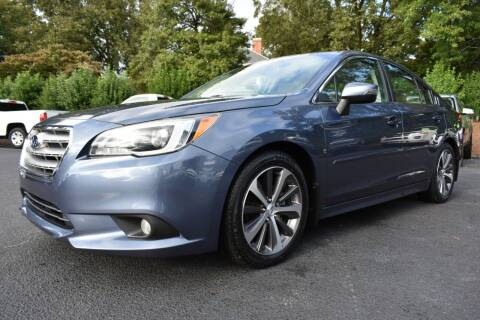 2016 Subaru Legacy for sale at Apex Car & Truck Sales in Apex NC
