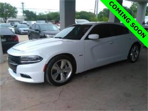 2015 Dodge Charger for sale at LAKESIDE MOTORS, INC. in Sachse TX