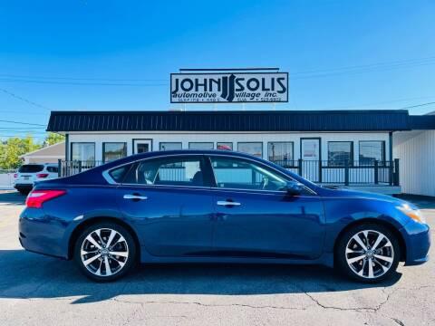 2016 Nissan Altima for sale at John Solis Automotive Village in Idaho Falls ID