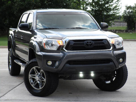 2014 Toyota Tacoma for sale at Ritz Auto Group in Dallas TX