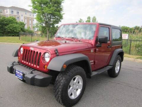 2012 Jeep Wrangler for sale at Master Auto in Revere MA