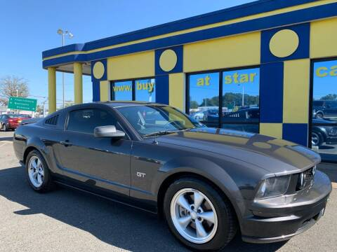 2008 Ford Mustang for sale at Star Cars Inc in Fredericksburg VA