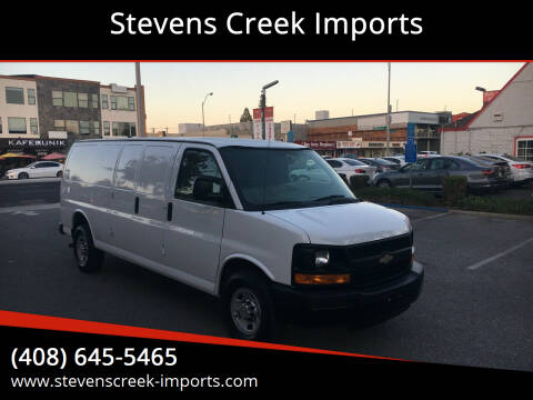 2011 Chevrolet Express Cargo for sale at Stevens Creek Imports in San Jose CA