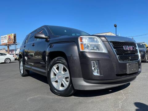 2015 GMC Terrain for sale at New Wave Auto Brokers & Sales in Denver CO