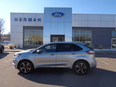 2020 Ford Edge for sale at Herman Motors in Luverne MN