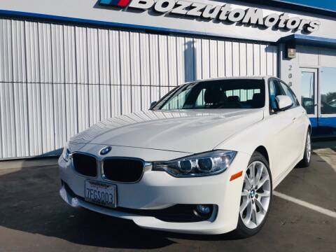 2014 BMW 3 Series for sale at Bozzuto Motors in San Diego CA