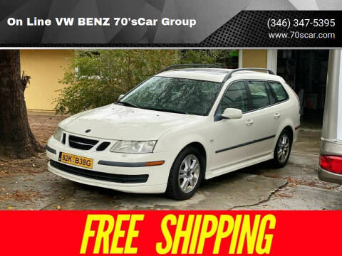 2006 Saab 9-3 for sale at On Line VW BENZ 70'sCar Group in Warehouse CA