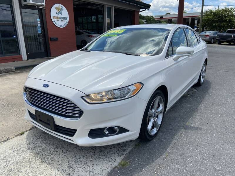 2013 Ford Fusion for sale at Starmount Motors in Charlotte NC