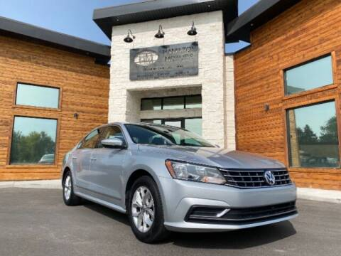 2016 Volkswagen Passat for sale at Hamilton Motors in Lehi UT