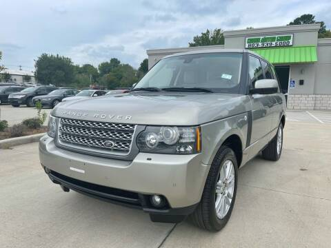 2010 Land Rover Range Rover for sale at Cross Motor Group in Rock Hill SC