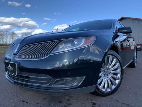 2014 Lincoln MKS for sale at LUXURY IMPORTS in Hermantown MN