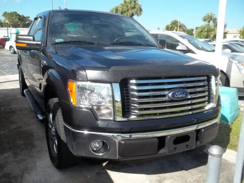 2012 Ford F-150 for sale at PJ's Auto World Inc in Clearwater FL