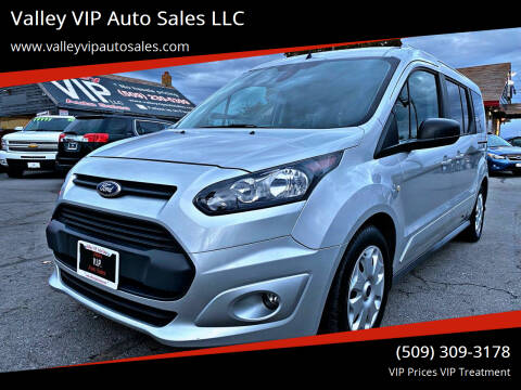 2015 Ford Transit Connect Wagon for sale at Valley VIP Auto Sales LLC in Spokane Valley WA