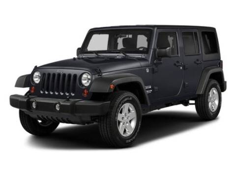 2017 Jeep Wrangler Unlimited for sale at Blum's Auto Mart in Port Orange FL