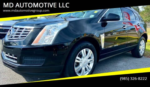 2013 Cadillac SRX for sale at MD AUTOMOTIVE LLC in Slidell LA