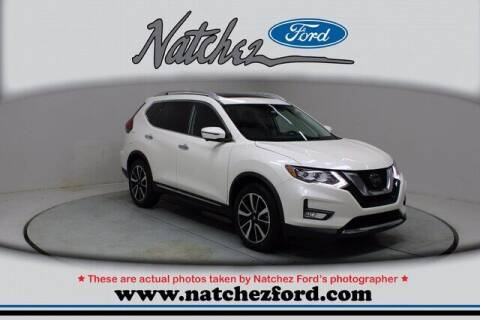 2018 Nissan Rogue for sale at Auto Group South - Natchez Ford Lincoln in Natchez MS