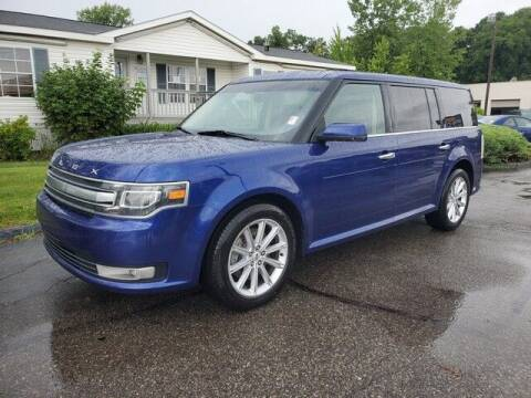 2013 Ford Flex for sale at Paramount Motors in Taylor MI