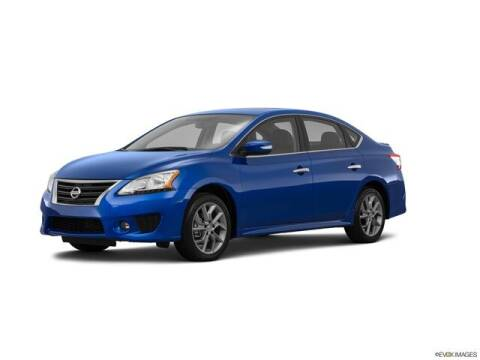 2015 Nissan Sentra for sale at Terry Lee Hyundai in Noblesville IN