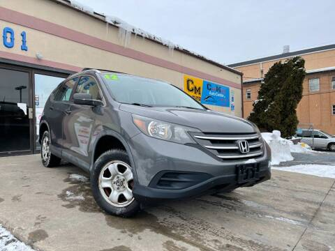 2012 Honda CR-V for sale at Car Mart Auto Center II, LLC in Allentown PA