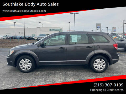 2014 Dodge Journey for sale at Southlake Body Auto Sales in Merrillville IN