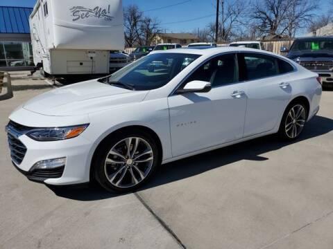 2020 Chevrolet Malibu for sale at Kell Auto Sales, Inc - Grace Street in Wichita Falls TX