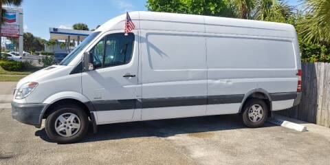 2013 Mercedes-Benz Sprinter Cargo for sale at The Truck Lot LLC in Lakeland FL