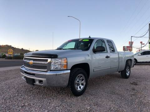 2012 Chevrolet Silverado 1500 for sale at 1st Quality Motors LLC in Gallup NM