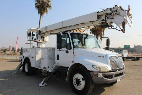2013 International 4300 for sale at Kingsburg Truck Center in Kingsburg CA