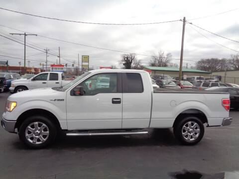2013 Ford F-150 for sale at Cars Unlimited Inc in Lebanon TN