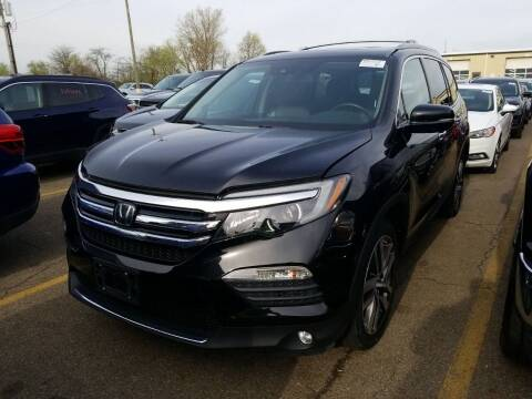 2016 Honda Pilot for sale at SHAFER AUTO GROUP in Columbus OH