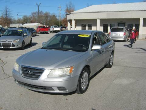 2010 Hyundai Sonata for sale at Premier Motor Co in Springdale AR